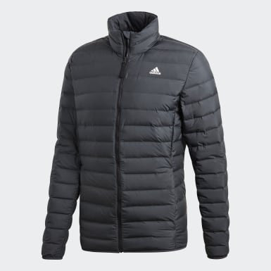 Herr Urban Outdoor Grå Varilite Soft Down Jacket