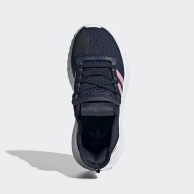 Chaussure U_Path Run Bleu Enfants Originals