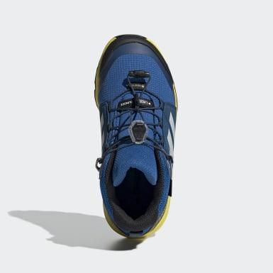 Sapatos de Caminhada Mid GORE-TEX TERREX Azul Criança TERREX