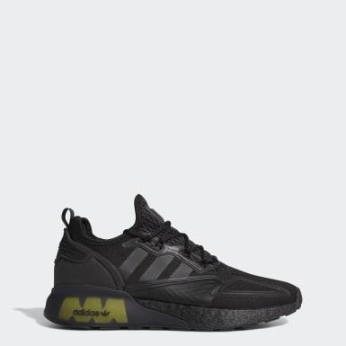 Originals สีดำ รองเท้า ZX 2K Boost