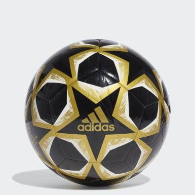 Balón UCL Finale 20 Club Negro Hombre Fútbol