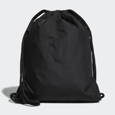Originals Black Trefoil Sackpack