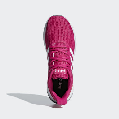 Women Running Burgundy Runfalcon Shoes