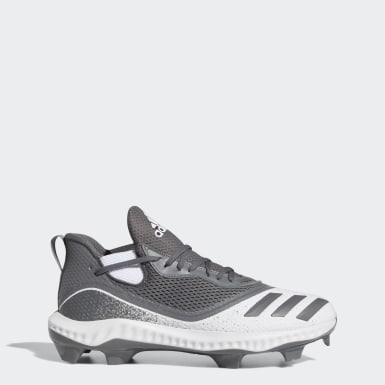 Men's Baseball Grey Icon V Bounce TPU Cleats