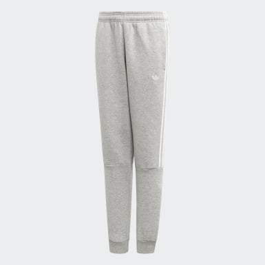 Pantalon Outline Gris Enfants Originals