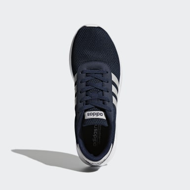 Men Sport Inspired Blue Lite Racer Shoes
