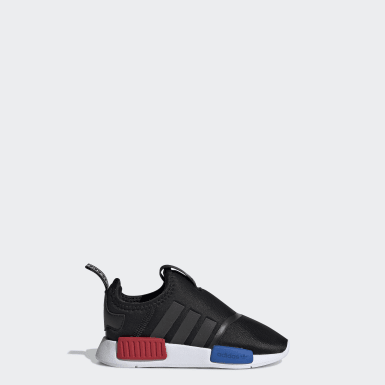 Infant & Toddler Originals Black NMD 360 Shoes