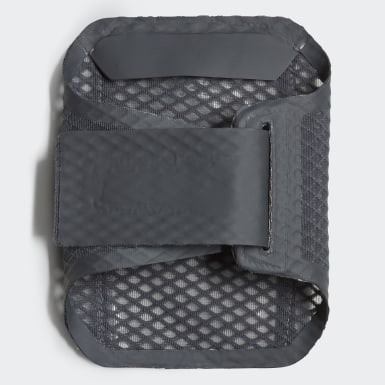 Running Grey Run Media Arm Pouch