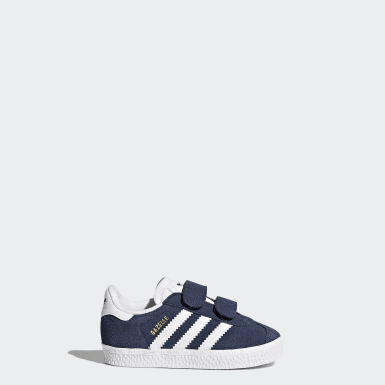 Infant Originals Blue Gazelle Shoes