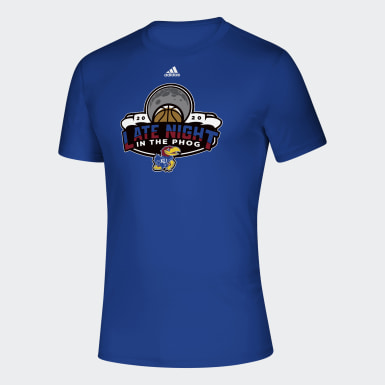 Men's Basketball Jayhawks FPO Tee