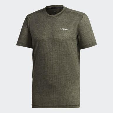 Camiseta Terrex Tivid Verde Hombre TERREX