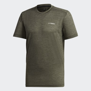 Men TERREX Green Terrex Tivid Tee