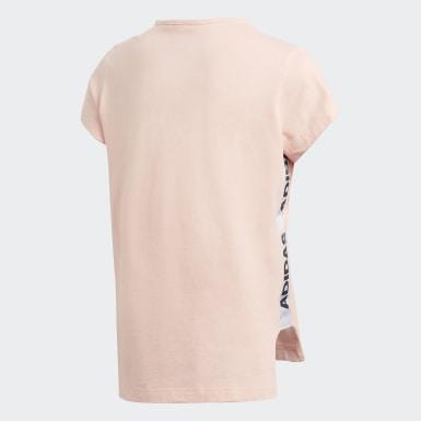 Genç Training Pembe ID VFA Tişört