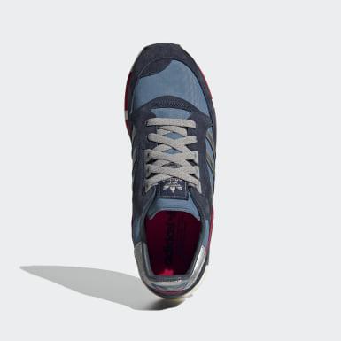 Chaussure Boston Super Bleu Hommes Originals