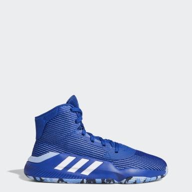 Men's Basketball Blue Pro Bounce 2019 Shoes