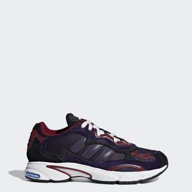 Sapatos Temper Run Roxo Originals