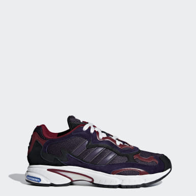 Originals Purple Temper Run Shoes