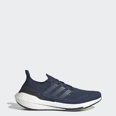 Mænd Løb Blå Ultraboost 21 sko