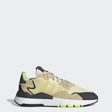 Originals Yellow Nite Jogger Shoes