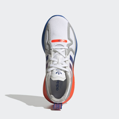 Børn Originals Hvid ZX 2K Flux sko