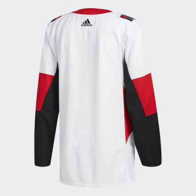 Maillot Senators Extérieur Authentique Pro multicolore Hockey