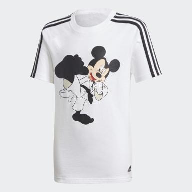 Camiseta Karate Blanco Niño Training