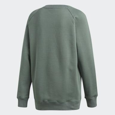 Blusa Oversize Verde Mulher Originals