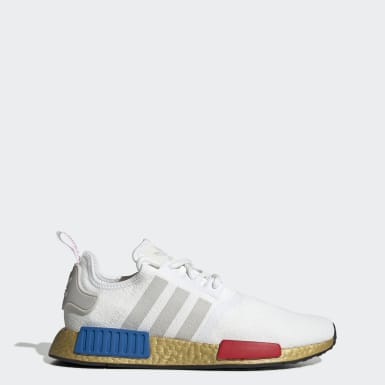 Originals Λευκό NMD_R1 Shoes