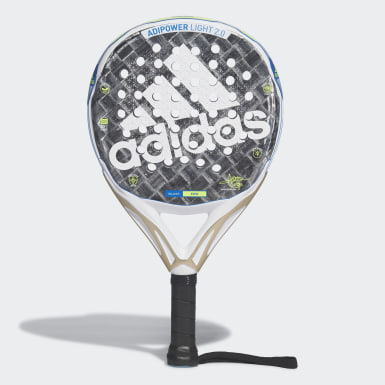Padel Tennis Grey Adipower Light 2.0 Padel Racquet