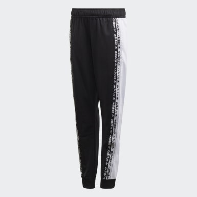 Youth Originals Black Track Pants