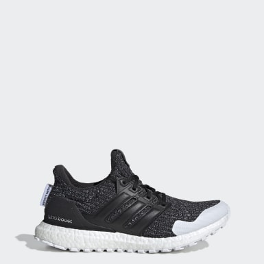 Tenis Ultraboost adidas x Game of Thrones Night's Watch Gris Hombre Running