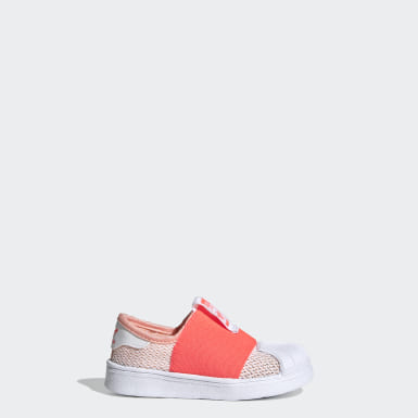 Zapatillas Superstar SMR 360 Rosado Niño Originals