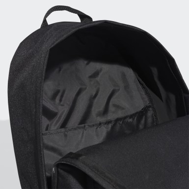 Morral Classic 3 Rayas Negro Training