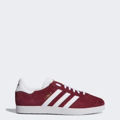 Originals Burgundy Gazelle Ayakkabı