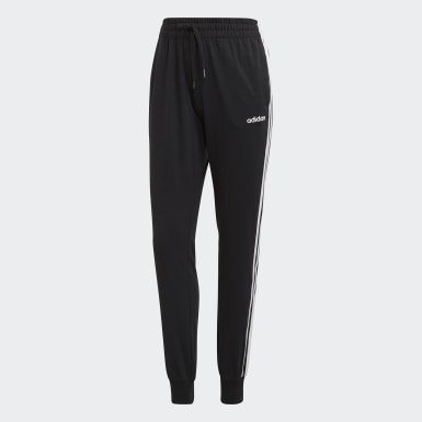 Pantalon Essentials3-Stripes noir Femmes Essentials