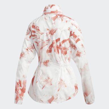 белый Куртка для бега Supernova TKO Xpose Graphic