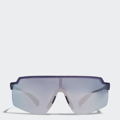 Running Purple Sport Sunglasses SP0018