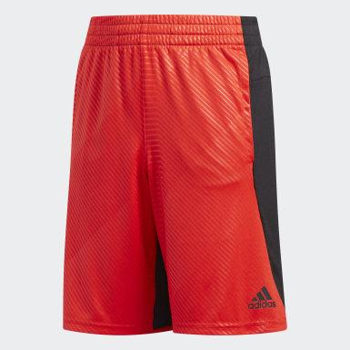 Flag Emboss Shorts