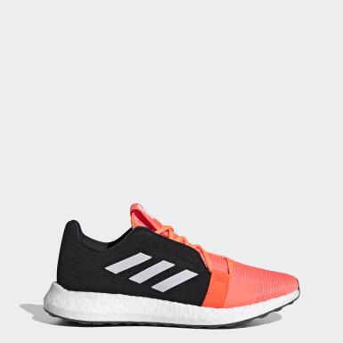 ผู้ชาย วิ่ง สีส้ม รองเท้า Senseboost GO