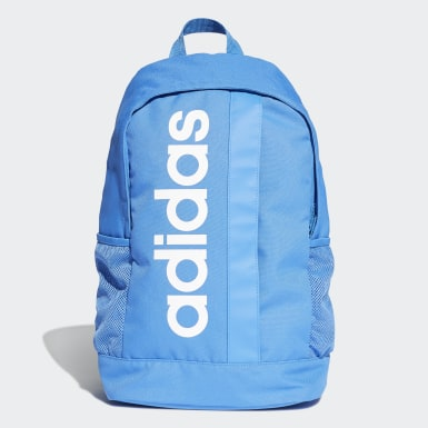 Mochila Linear Core Azul Athletics
