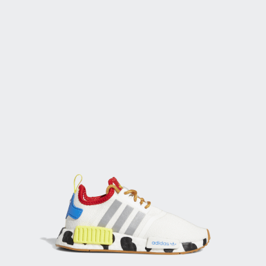 Children Originals White NMD_R1 x Jessie Toy Story Shoes