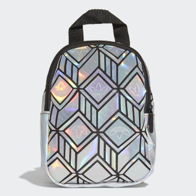Mini Backpack Srebrny