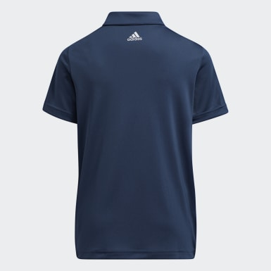 Youth Golf 3-Stripes Polo Shirt