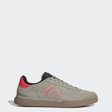 Sapatos de BTT Sleuth DLX Five Ten Bege Homem Five Ten