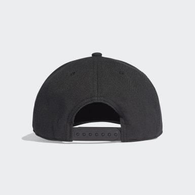เทรนนิง สีดำ หมวกแก๊ปโลโก้ H90