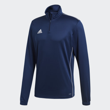 Men's Soccer Blue Core 18 Training Top