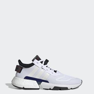 ผู้ชาย Originals สีขาว รองเท้า POD-S3.1