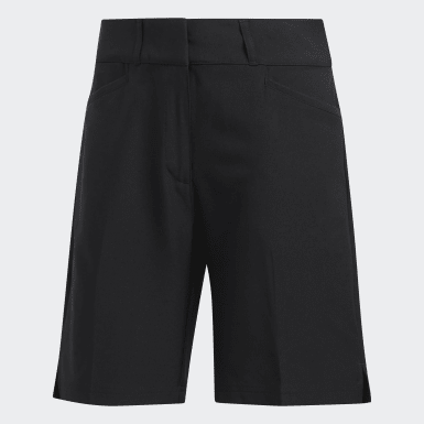 Women Golf Black Ultimate Club 7-Inch Shorts