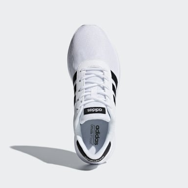 Women's Essentials White Lite Racer Shoes