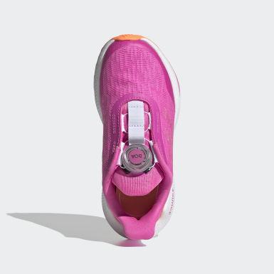 Barn Löpning Rosa EQ Run Boa Shoes
